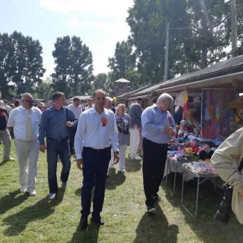 «Праздник казачьей культуры «Братина» 2019 г.»